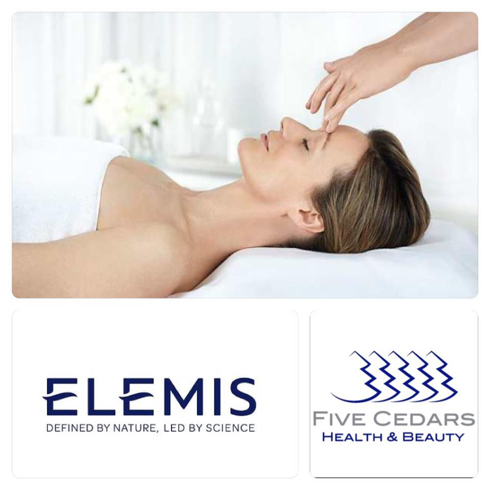 Elemis mothers day event Tiverton