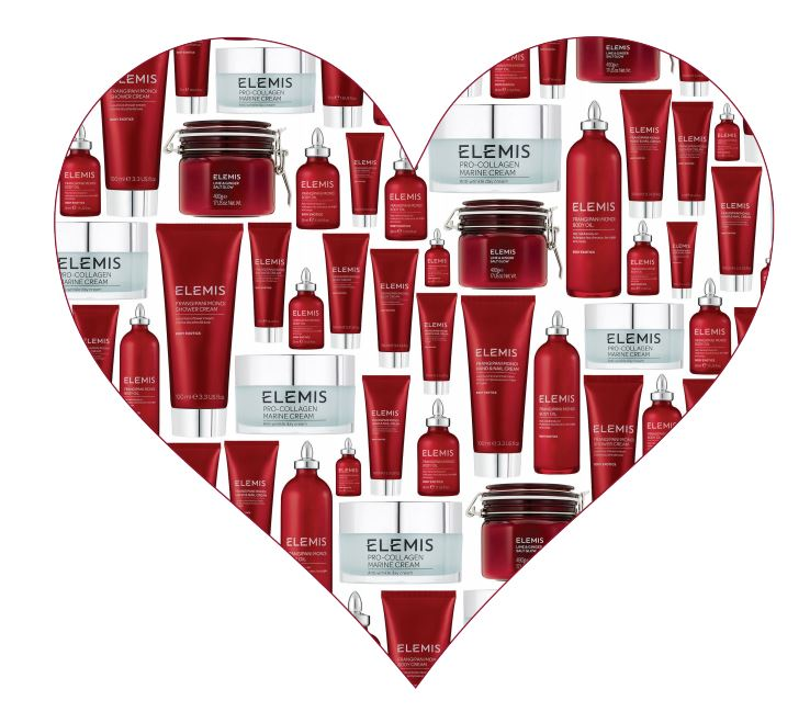 Elemis beauty salon Tiverton Valentines