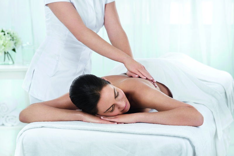 Elemis Deep Tissue Massage at Five Cedars Tiverton