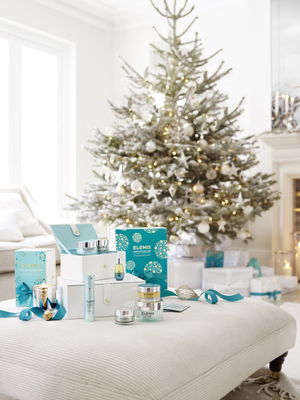 Elemis Christmas Tiverton Devon