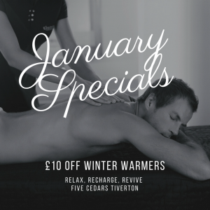 massage special offers at our Elemis beauty salon in tiverton