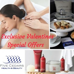 massage and facial elemis special offers at our beauty salon in tiverton devon