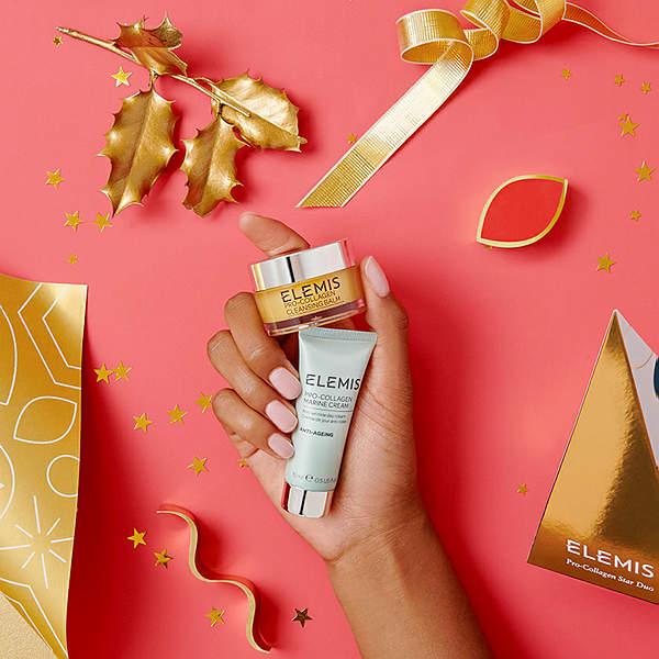 elemis christmas shopping 2019 spa devon tiverton salon beauty massage facial