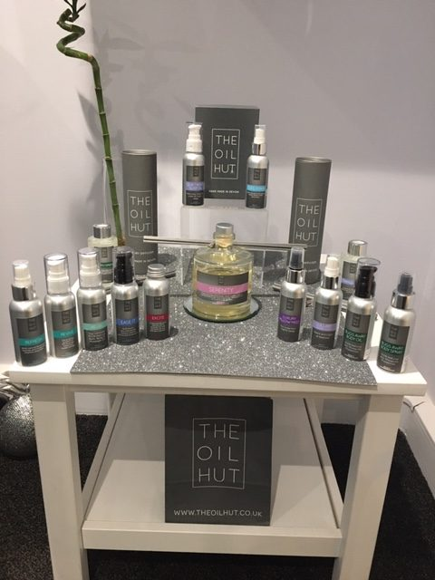 The oil hut aromatherapy massage